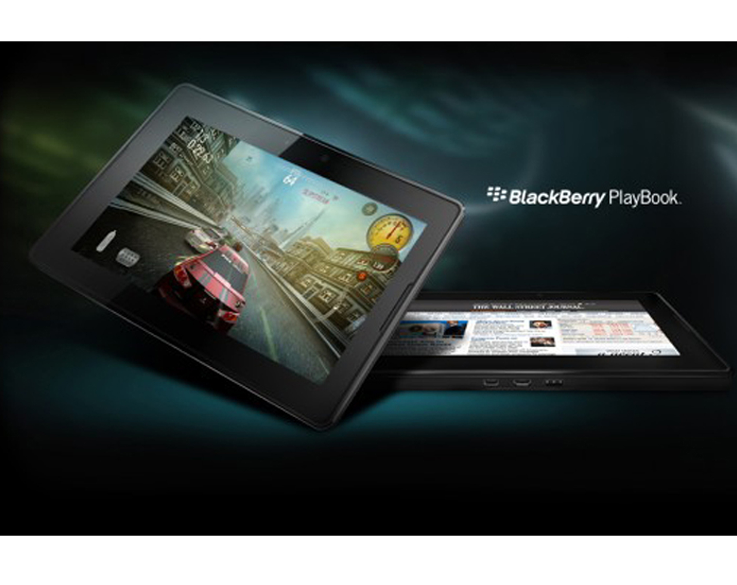 BlackBerry dévoile sa tablette tactile : PlayBook