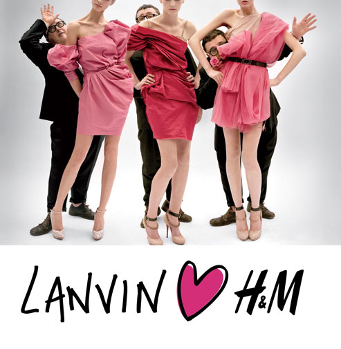 Lanvin Chez H Amp M Un Des 233 V 233 Nements Mode Les Plus Attendus
