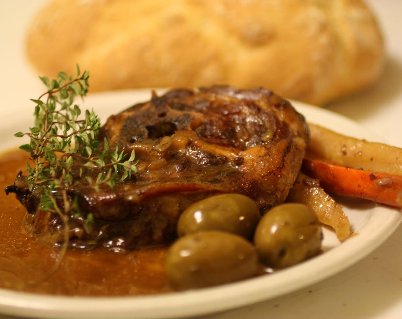 Le plat traditionnel de Montpellier LA CLAPASSADE, le résultat !