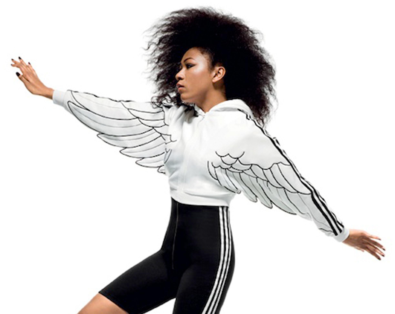 Jeremy Scott pour Adidas Originals by Originals