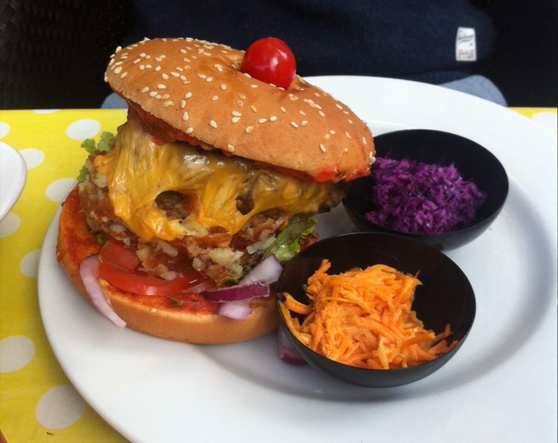 Burger & Blanquette (place de la pref) : ma nouvelle cantine du lundi midi
