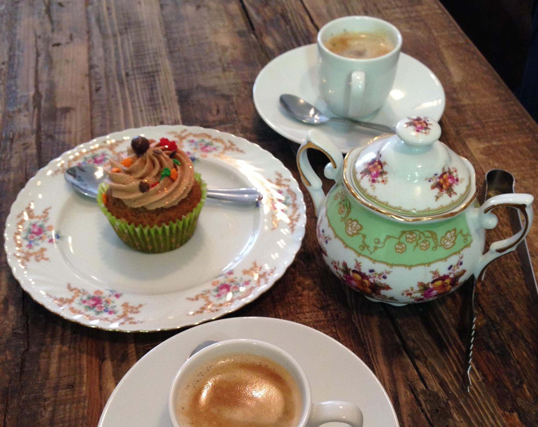 Café Noisette : du beau, du bon et des paillettes