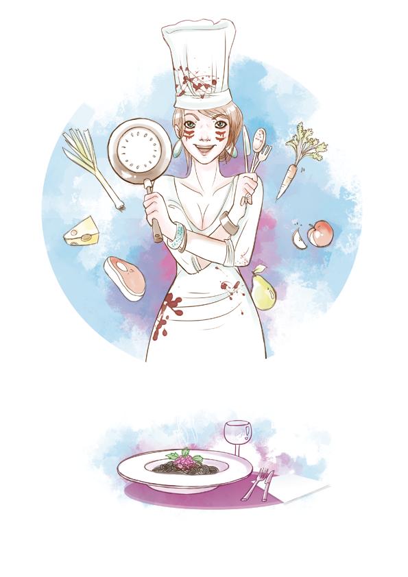 Article grizette 02 cours de cuisine une pintade for Atelier de cuisine montpellier