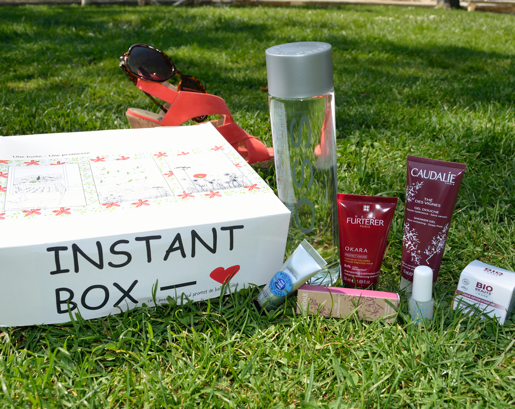 INSTANT BOX Printemps : la box lance sa 2nde boîte et se distribue aussi sur Nîmes