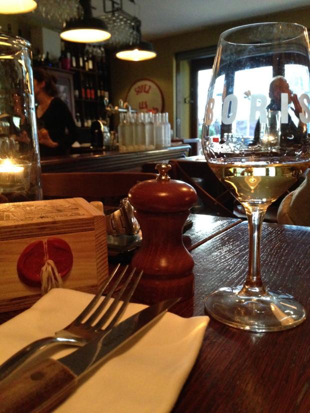 chez boris montpellier bistrot à vins restaurant