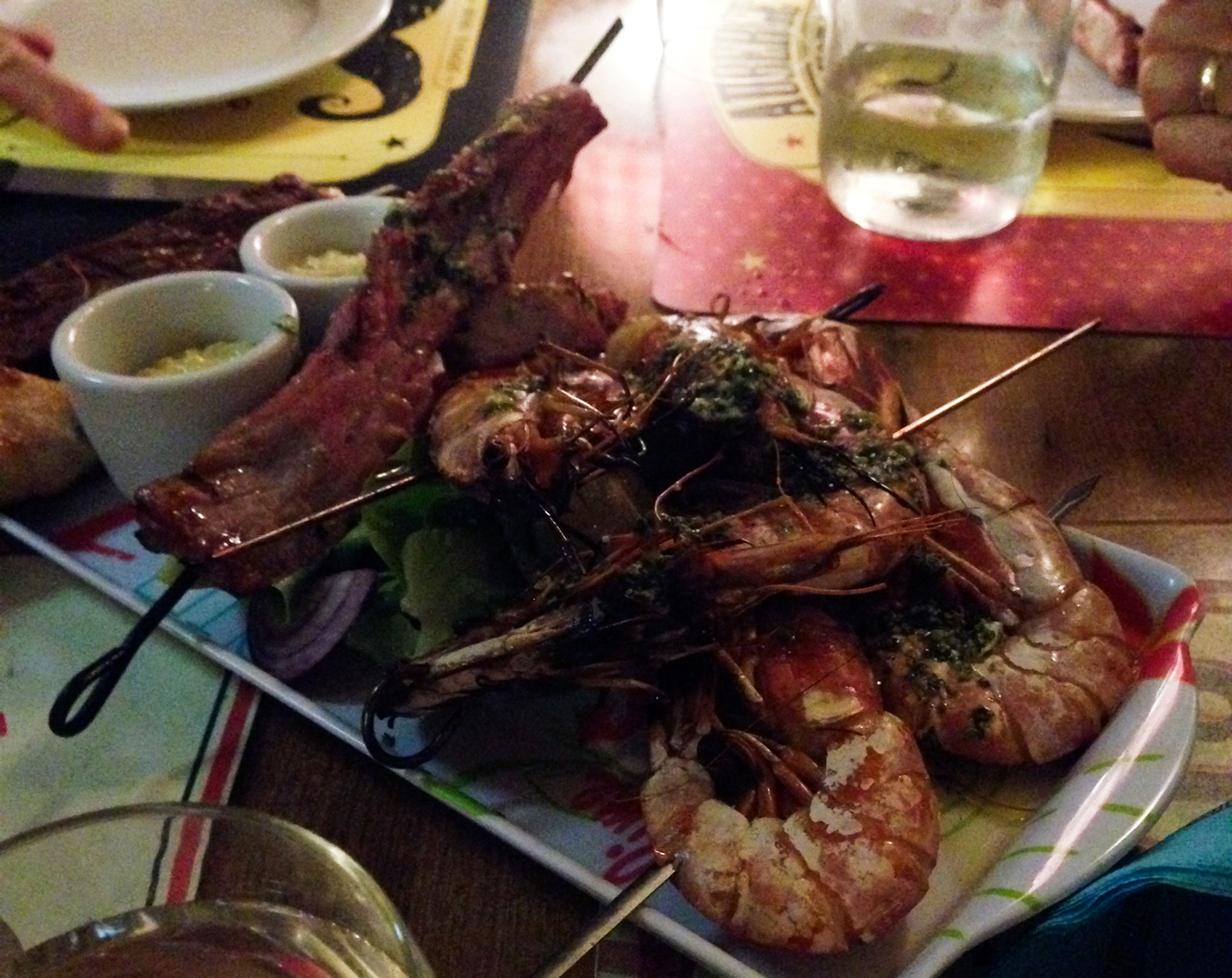 ANISETTE et BROCHETTE restaurant CARNON (34)