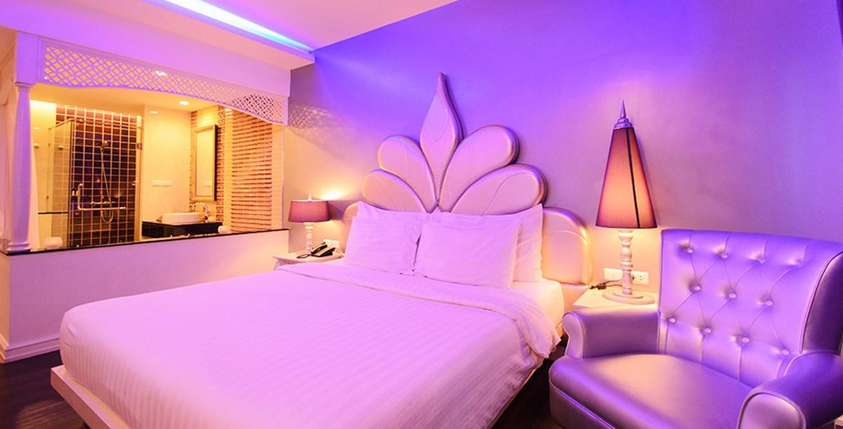 CHILLAX RESORT HOTEL // Hôtel en plein centre de BANGKOK