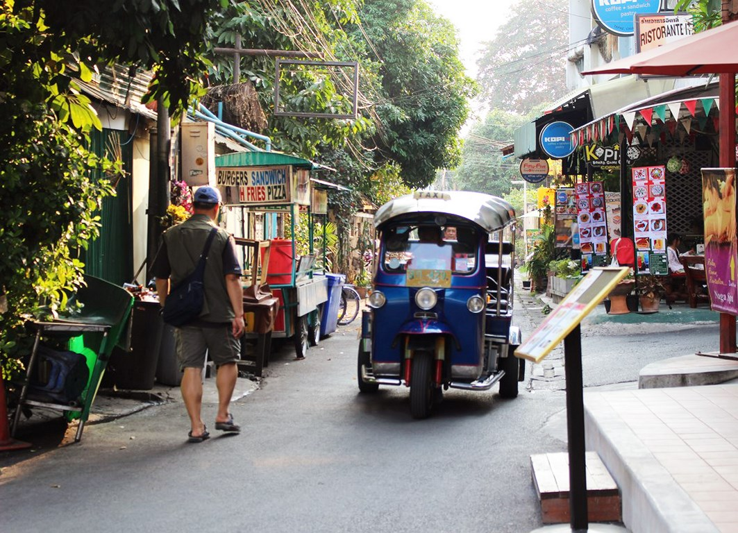 THAILANDE 2015 // CHIANG MAI