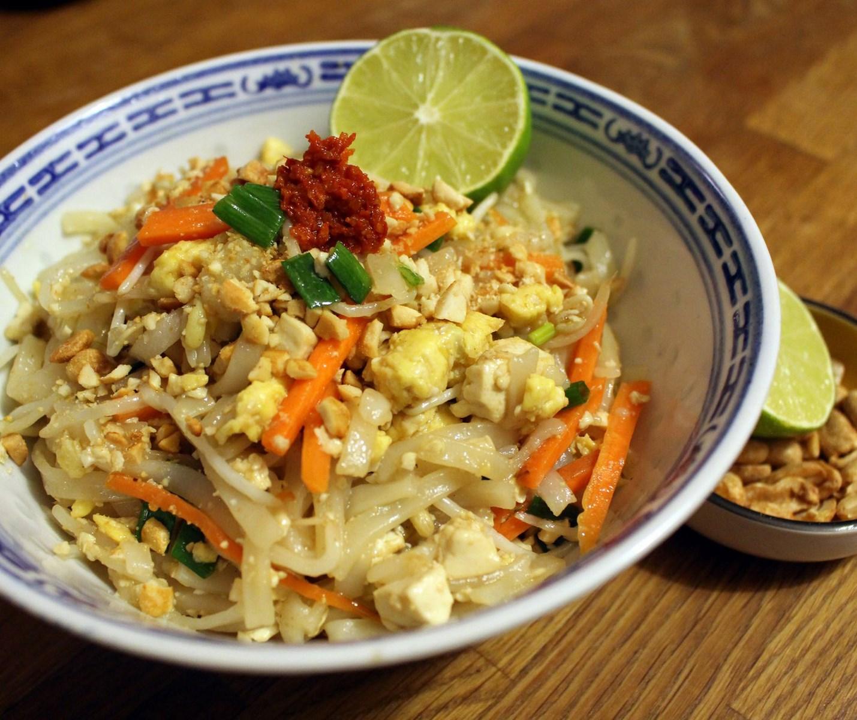 RECETTE // PAD THAÏ, le vrai goût de la Thaïlande