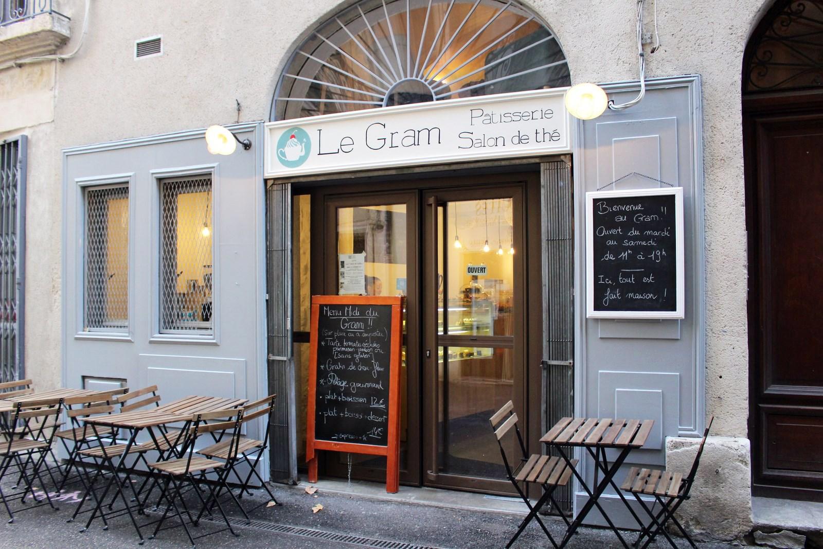 Le gram p tisserie et salon de th girly montpellier - Salon patisserie lyon ...