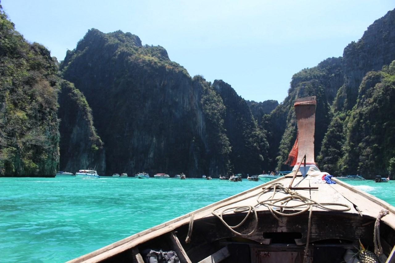 Thaïlande 2016 // KOH PHI PHI, Parmi les îles les plus belles au monde