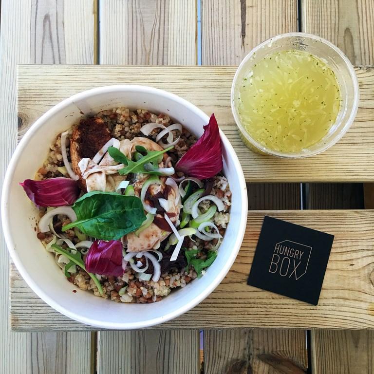 HUNGRY BOX // une box qui vous veut du bien: sain, local et gourmand