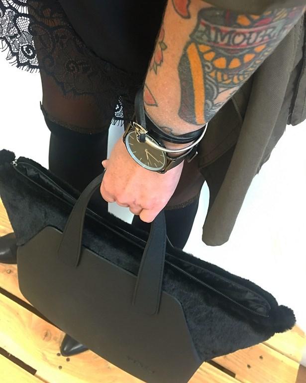 Avec JUSTORE, j'ai succombé au TUNNING de sacs !