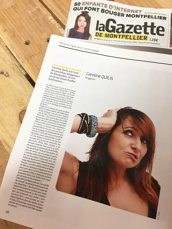 Génération créative, 50 portraits de Montpellier // La Gazette du 15.12.2016