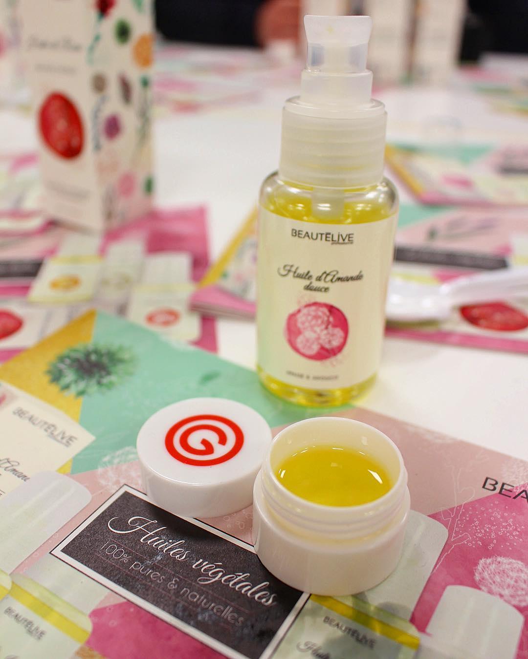 Ce soir c'est #gouiranparty avec la présentation de @gouiran_beaute (marque de la Région) et de ses nouveaux produits #beautélive ? ?? Atelier création de son masque pour les cheveux : huile de coco, de ricin et de jojoba  ____________ #gouiran #gouiranbeaute #montpellier #beauty #blogbeaute #blog #gouiranmontpellier #beautelive #blogparty
