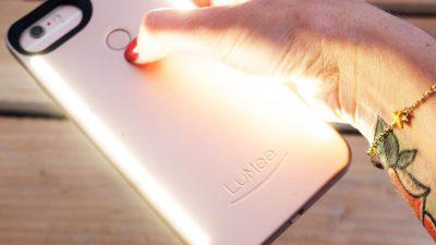 LUMEE // j'ai testé la coque lumineuse de Kim Kardashian