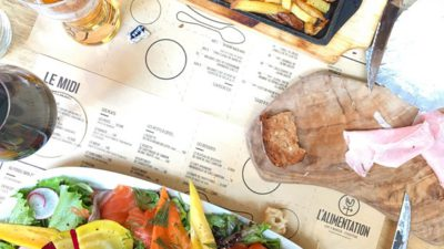 TOULOUSE // «just do eat» L'ALIMENTATION restaurant