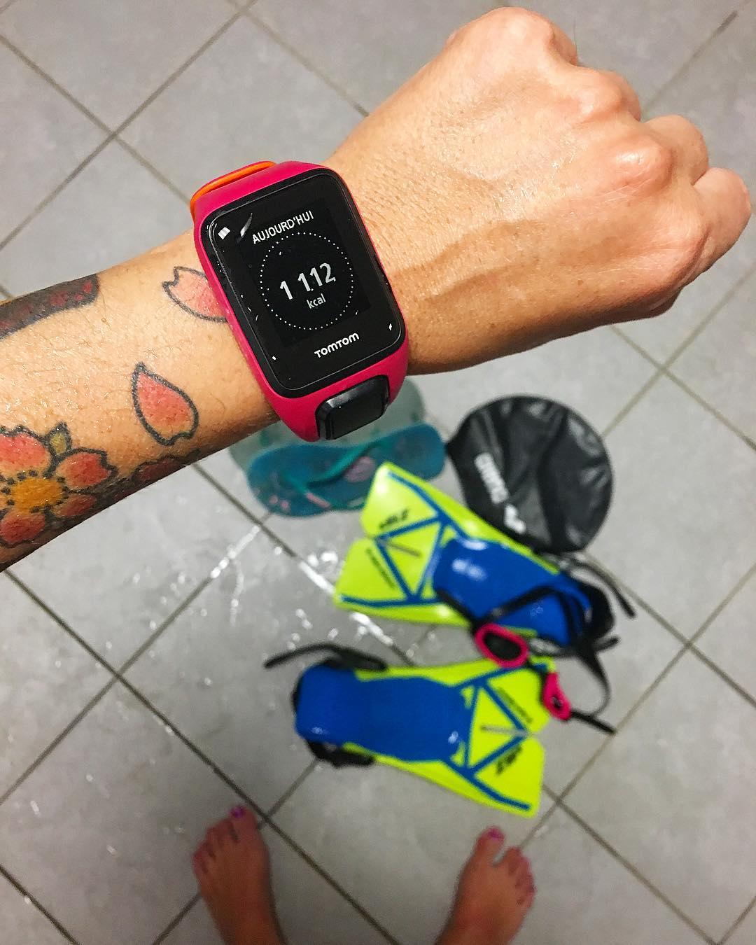 3km en 1h ??♀️ (120 x 25m) ... progression... bien mérité mon Mc Fleury ?? . Tu peux tout suivre sur :  #PintadeSport & #NoPainNoSaucisson  __________________ #tbc #sport #blogsport #pintademontpellier #fitness #workout #swimming #natation #piscine #antigone #MonChallengeSante #ChallengeSante #teambouboule #BefitBeKind  #dubndiducrewmtp #dubndiducrewmontpellier #dubndiducrew #RFCmarseille #pintadesport
