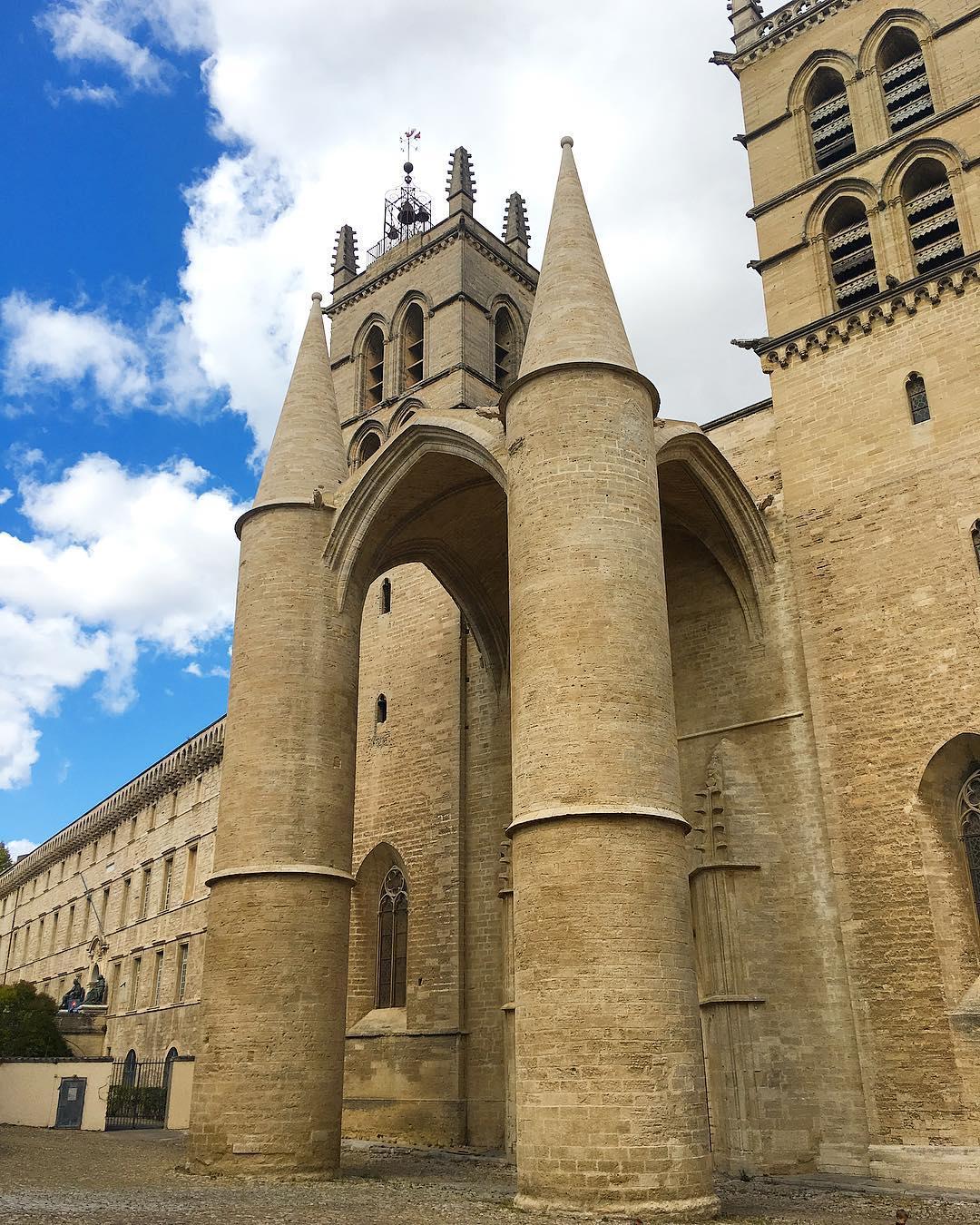 ✖️CATHÉDRALE SAINT PIERRE✖️ pour les #JEP @jepofficiel . ➕ Journées Européennes du Patrimoine 2017 . ? Montpellier(34)?? .  _______________ #jep2017 #jep17 #jepmontpellier #jepmtp #journeeseuropeennesdupatrimoine #patrimoine #culture #patrimoine  #montpellier #pintademontpellier #blogtrip #travel #travelblog #travelblogger #citytripmontpellier #travelphotography #jeunesse #jeunesseetpatrimoine #ConcoursJEP