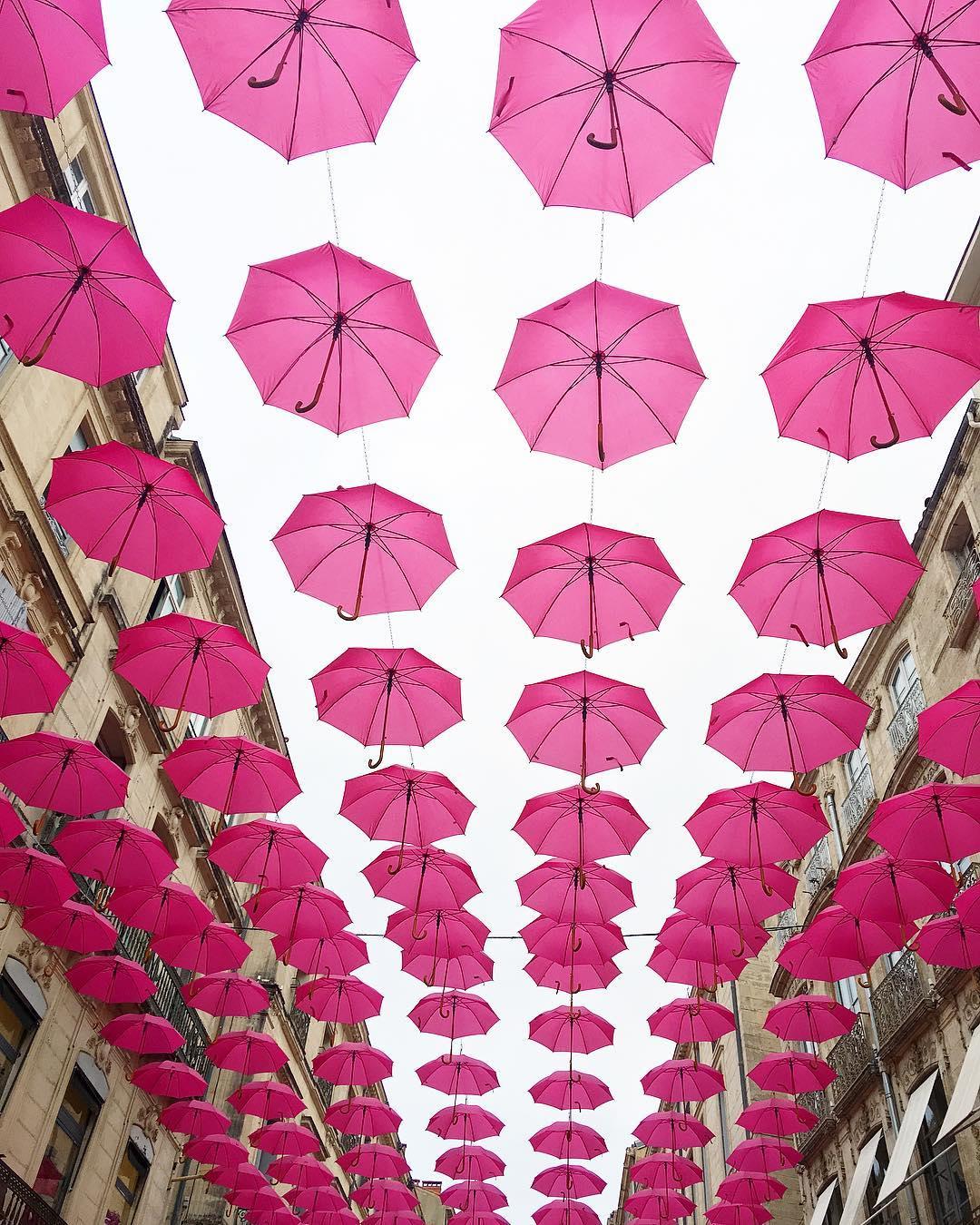Octobre Rose à Montpellier, mois de sensibilisation au dépistage du cancer du sein ! Grâce aux avancées thérapeutiques et avec un diagnostic précoce, le cancer du sein peut être évité dans 9 cas sur 10 ! . _____________________ #depistage #octobrerose #octobrerose2017 #cancerdusein #montpellier #pintademontpellier #travel #travelblog #blogtravel #bloggertravel #voyage #occitanie #instamontpellier #visitmontpellier