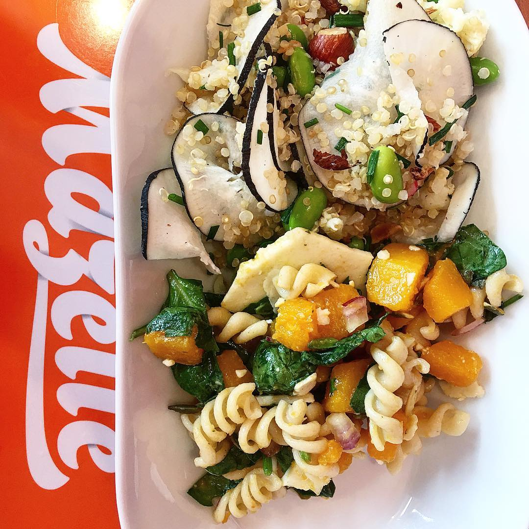 Redécouvrir les légumes ? ? chez @mazettefood ?. . . ➕ DÉFI VEGGIE . ? 5 jours + 1 pour faute ?? #Day3  _________________ #veggie #vegetarian #vegan #carrefourveggie #vegetarien #healthyfood #food #fooding #foodlover #blogfood #foodporn #foodography #pintademontpellier #montpellier #mazette #mazettefood #restaurant