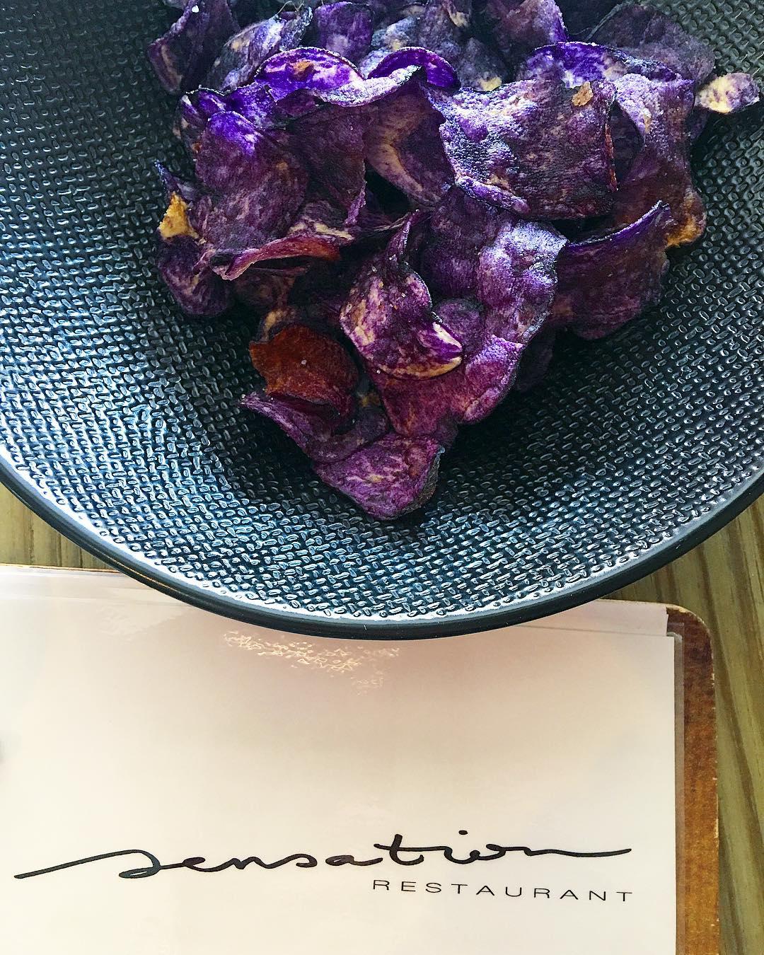Un petit tour à Port Ariane chez Romain Salamone au @restaurant_sensation . . ➕ SENSATION bistronomik • restaurant . ? Lattes (34)?? . ________________ #sensation #sensationrestaurant #bistronomie #gastronomie #restaurant #food #foodlover #blogfood #bloggerfood #foodporn #lattes #portariane #montpellier #pintademontpellier #chefdoc