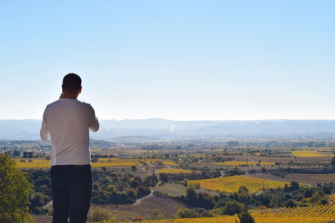 Quand on partait de bon matin... quand on partait sur les chemins... et Redécouvrir l'arrière pays de notre région . . ➕ Vallée de l'Hérault . ? Aniane (34)?? _____________________ #aniane #occitanie #travel #voyage #travelblog #citytrip #trip #blogvoyage #travelblogger #montpellier #pintademontpellier