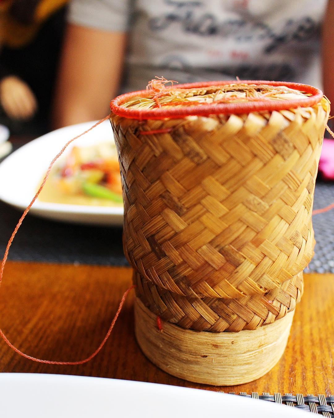 GLUTEN FREE ! Le riz gluant mon préféré ! Vous en avez déjà mangé ? . .  Ce riz ne contient pas de gluten alimentaire (c'est-à-dire pas de gluténine ni de gliadine) et convient donc aux régimes sans gluten . ???? . ➕ LA PAGODE • Restaurant Vietnamien . ? MONTPELLIER (34) ?? . ______  #lapagode #lapagodemontpellier #thailand #thaifood #vietfood #chinesefood #Food #gastronomie #asianfood #cooking #foodblog #blogfood #foodlover #padthai #bobun #vietnam #Blog #PintadeMontpellier #Montpellier #BlogTrip #lunch #love #lovebirthday #11janvier #glutenfree #rizgluant